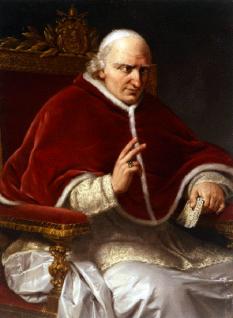 Pius al VIII-lea (n. 20 noiembrie 1761 în Cingoli, Ancona, d. 30 noiembrie 1830 în Roma) – numele fiind Francesco Saverio Maria Felice Castiglioni – a fost papă din 1829 până în 1830 - foto: ro.wikipedia.org