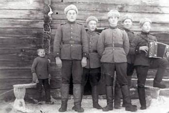 Razboiul de Iarna - Soldaţi finlandezi în timpul războiului cu sovieticii - foto: ro.wikipedia.org