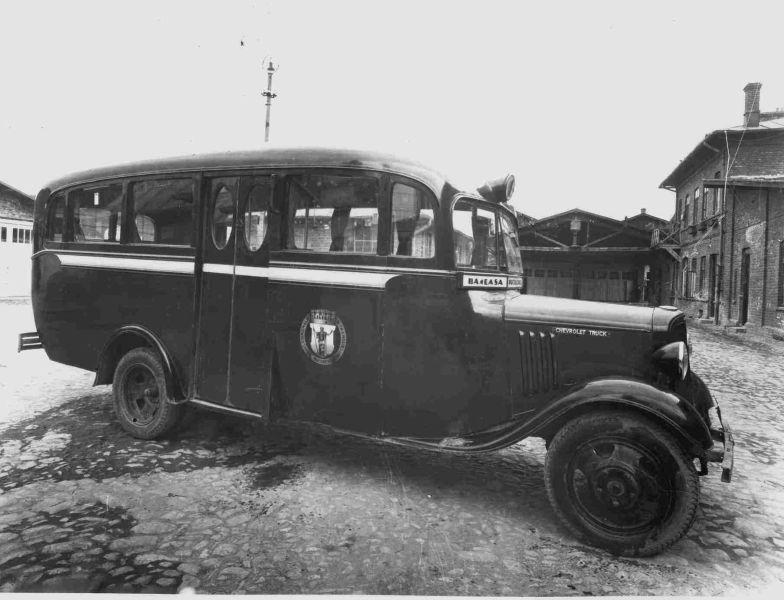 Autobuz Chevrolet al STB - foto preluat de pe ro.wikipedia.org