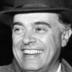 Carlo Ponti (n. 11 decembrie 1912, Magenta - d. 10 ianuarie 2007, Geneva), producător de film italian - foto: biography.com