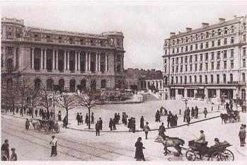 Cercul Militar Naţional - foto preluat de pe cmn.ro