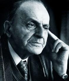 Constantin Noica (n. 12 iulie 1909, Vitănești, județul Teleorman - d. 4 decembrie 1987, Păltiniș, județul Sibiu), filosof, poet, eseist, publicist și scriitor român - foto: adevarul.ro