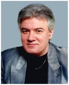 Cornel Fugaru (n. 2 decembrie 1940, București; d. 13 iulie 2011, București), compozitor de muzică ușoară, solist vocal și instrumentist român, lider al formației Sincron - foto: cinemagia.ro