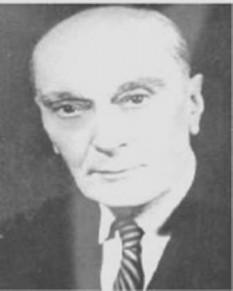 Dan Bădărău (n. 6 decembrie 1893, Iași - d. 2 iulie 1968, București), filozof român, membru corespondent al Academiei Române  foto:  ro.wikipedia.org
