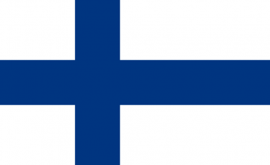 Drapelul Finlandei - foto:  ro.wikipedia.org