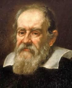 """Galileo Galilei (n. 15 februarie 1564 – d. 8 ianuarie 1642), fizician, matematician, astronom și filosof italian care a jucat un rol important în Revoluția Științifică. Printre realizările sale se numără îmbunătățirea telescoapelor și observațiile astronomice realizate astfel, precum și suportul pentru copernicanism. Galileo a fost numit """"părintele astronomiei observaționale moderne"""" părintele fizicii moderne"""", """"părintele științei""""  și """"părintele științei moderne"""". Stephen Hawking a spus că """"Galileo, poate mai mult decât orice altă persoană, a fost responsabil pentru nașterea științei moderne - foto (Portret al lui Galileo Galilei de Giusto Sustermans): ro.wikipedia.org"""