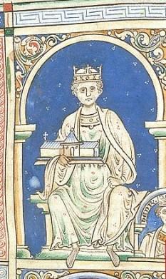Henric al II-lea (5 martie 1133 – 6 iulie 1189), Duce al Normandiei și rege al Angliei (1154–1189) - foto:  ro.wikipedia.org