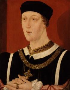 Henric al VI-lea (6 decembrie 1421 - 21 mai 1471), rege al Angliei 1422 - 1461 (deși cu un regent până în 1437) și apoi între anii 1470 - 1471; în perioada 1422–1453 a fost pretendent la tronul Franței - foto:  ro.wikipedia.org