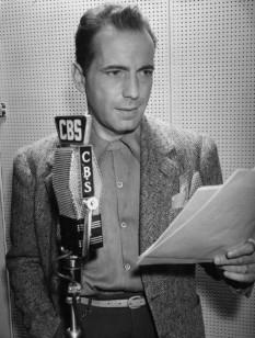 Humphrey Bogart (n. 25 decembrie 1899 - d. 14 ianuarie 1957), actor de scenă și de film american, câștigător al premiului Oscar - foto: ro.wikipedia.org