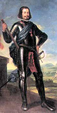 Ioan al IV-lea (portugheză João IV de Portugal; 18 martie 1603 – 6 noiembrie 1656), rege al Portugaliei din 1640 până la moartea sa - foto:  ro.wikipedia.org