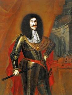 Leopold I (n. 9 iunie 1640, Viena - d. 5 mai 1705, Viena) din Casa de Habsburg a fost împărat al Sfântului Imperiu Roman între 1658-1705. A fost de asemenea rege al Ungariei, Boemiei, Croației - foto:  ro.wikipedia.org