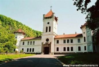 Mănăstirea Tismana - foto: ro.wikipedia.org