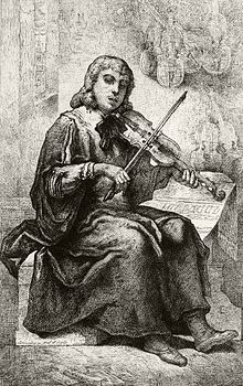 Nicola Amati or Niccolò Amati (3 December 1596 – 12 April 1684) was an Italian luthier from Cremona - foto: en.wikipedia.org
