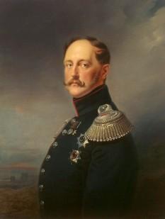 Nicolae I al Rusiei (6 iulie (stil nou)/25 iunie (stil vechi), 1796–2 martie (stil nou)/18 februarie, (stil vechi), 1855), Împărat al Rusiei din 1825 până în 1855, și rege al Poloniei din 1825 până în 1831 - foto: ro.wikipedia.org