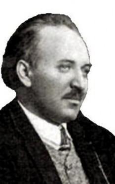 Oscar Han (n. 3 decembrie 1891, Bucureşti – d. 14 februarie 1976, Bucureşti), autor, monograf şi sculptor român - foto:  ro.wikipedia.org
