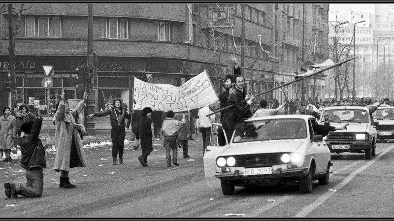 Revoluția Anticomunistă din România (16 - 25 decembrie 1989) - foto: blog.f64.ro