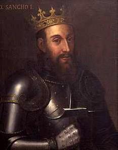 Sancho I, Rege al Portugaliei, supranumit Populatorul, al doilea rege al Portugaliei, s-a născut pe 11 noiembrie 1154 în Coimbra, și a murit pe 26 martie 1212 în același oraș  foto:  ro.wikipedia.org