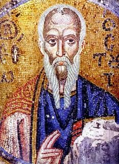 Sfântul Sfințit Mucenic Teodor, Arhiepiscopul Alexandriei. Biserica Ortodoxă îl prăznuieşte la 3 decembrie  foto: doxologia.ro