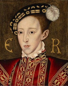 Eduard al VI-lea (n. 12 octombrie 1537 — d. 6 iulie 1553) a fost unul din regii Angliei, fiul lui Henric al VIII-lea și al lui Jane Seymour. A devenit rege al Angliei și al Irlandei la 28 ianuarie 1547, la vârsta de nouă ani. Eduard a fost al treilea monarh al dinastiei Tudorilor și primul conducător al Angliei care a fost crescut ca protestant - în imagine - Eduard al VI-lea, de William Scrots, c. 1550 - foto: ro.wikipedia.org