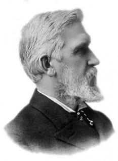 Elisha Gray (n. 2 august, 1835 – d. 21 ianuarie, 1901) a fost un inventator american, creatorul releului telegrafic cu autoadaptare (1867), al telegrafului armonic (1874), teleautografului (1888) - foto: ro.wikipedia.org
