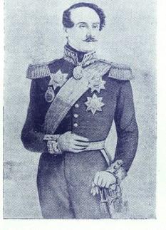 Grigore Alexandru Ghica (n. 1804 sau 1807 - d. 24 august 1857) a fost domn al Moldovei sub numele Grigore al V-lea Ghica din mai 1849 - octombrie 1853 și din octombrie 1854 - 3 iunie 1856. S-a născut la 1807 și a murit la 1857 și este fiul lui Alexandru G. Ghica - foto: ro.wikipedia.org