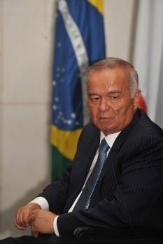 Islam Karimov (n. 30 ianuarie 1938, Samarkand) este un om politic uzbec, care îndeplinește funcția de președinte al Uzbekistanului (începând din 1990) - foto: ro.wikipedia.org