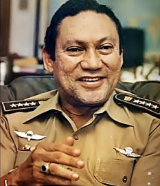 Manuel Antonio Noriega Moreno (born February 11, 1934) is a former Panamanian politician and military officer - foto: en.wikipedia.org