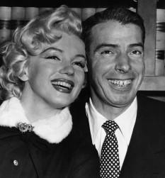14 ianuarie 1954: A avut loc căsătoria dintre Marilyn Monroe şi cu jucatorul de baseball Joe DiMaggio - foto: huffingtonpost.com
