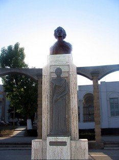 Bustul lui Mihai Eminescu din Constanţa - foto: ro.wikipedia.org