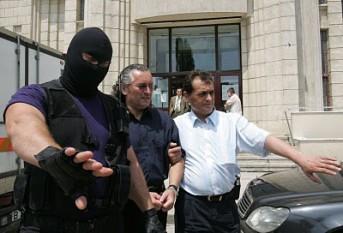 10 ianuarie 1997: Miron Cozma, liderului minerilor din Valea Jiului, a fost arestat - foto: cersipamantromanesc.wordpress.com
