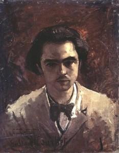 Paul Verlaine (n. 30 martie 1844 — d. 8 ianuarie 1896) a fost un poet francez. El aparține curentului simbolist și este unul dintre cei mai citiți dintre poeții francezi. Este privit de simboliștii francezi ca șef al curentului - foto: ro.wikipedia.org