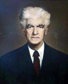 Petru Caraman (n. 14 decembrie 1898, Vârlezi, Galați - d. 10 ianuarie 1980, Iași) a fost un savant român, folclorist și filolog, exclus de la catedră de regimul comunist. În anul 1991 a devenit membru post mortem al Academiei Române - foto: altmarius.ning.com