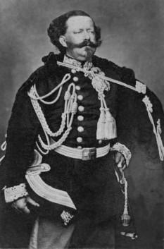 """Victor Emanuel II al Italiei (italiană: Vittorio Emanuele II) (n. 14 martie 1820 – 9 ianuarie 1878) a fost supranumit """"Regele gentilom"""". Victor Emmanuel al II-lea a fost primul rege al al Italiei Unite - foto: ro.wikipedia.org"""