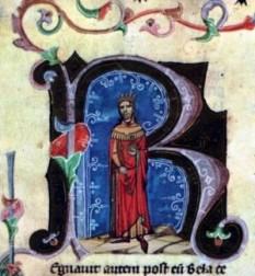 Béla al II-lea cel Orb (în maghiară II. (Vak) Béla, în slovacă Belo II, în croată Bela II.) (c. 1110 – 13 februarie 1141) a fost rege al Ungariei între 1131 și 1141.[1] Încă de copil, Béla a fost orbit din ordinul unchiului său, regele Coloman care a vrut să asigure prin aceasta succesiunea la tron a fiului său, viitorul rege Ștefan al II-lea. În copilărie, Béla a trăit în mai multe mănăstiri din regat, până când vărul lui, regele Ștefan al II-lea l-a chemat la curte. După moartea lui Ștefan, Béla a urcat pe tron, dar a trebuit să lupte pentru putere cu Boris, presupusul fiu al lui Coloman, care a încercat să ia coroana cu ajutor militar din partea țărilor vecine - foto: ro.wikipedia.org