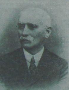 David Emmanuel (n. 31 ianuarie 1854, București - d. 4 februarie 1941, București) a fost matematician evreu român. Este considerat drept întemeietorul școlii matematice moderne din România. A fost membru de onoare (din 1936) al Academiei Române - foto: cersipamantromanesc.wordpress.com