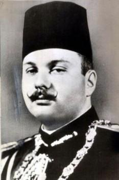 Regele Farouk I al Egiptului (arabă فاروق الأول Fārūq al-Awwal; n. 11 februarie 1920 – d. 18 martie 1965), a fost al zecelea conducător al dinastiei Muhammad Ali și penultimul rege al Egiptului și al Sudanului - foto: ro.wikipedia.org