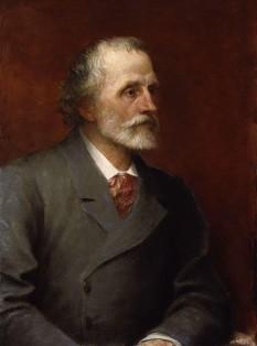 George Meredith (n. 12 februarie 1828 în Portsmouth; d. 18 mai 1909 în Flint Cottage) a fost un scriitor englez. A scris o operă realistă de subtilă analiză psihologică, mânuită de pe poziția autorului omniscient, prilejuind intervenții ironice ori aforistice din partea acestuia, care sondează prin intermediul relațiilor comportamentale ale personajelor, conflictele de conștiință între spirit și instinct, fals acoperit de convenția socială - in imagine, George Meredith, de George Frederic Watts, 1893 - foto: ro.wikipedia.org