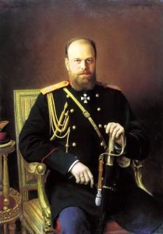 Alexandru al III-lea al Rusiei (n. 10 martie 1845 - d. 1 noiembrie 1894) a fost împărat al Rusiei din 14 martie 1881 până la decesul său în 1894 - foto: ro.wikipedia.org