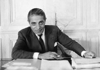 Aristotel Onassis (n. 20 ianuarie 1906, Smyrna – d. 15 martie 1975, Paris) a fost un armator grec - foto: cersipamantromanesc.wordpress.com
