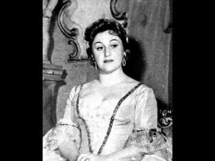 """Arta Florescu (n. 10 martie 1921, București – d. 6 iulie 1998, București) a fost o cântăreață de operă și profesoară de canto română. A studiat la Conservatorul din București, între 1939 și 1942, cu Elena Saghin (canto), Ioan D. Chirescu, Constantin Brăiloiu, Mihail Jora sau M. Vulpescu, la Geneva cu Anna Maria Guglielmetti (1946) și la Viena cu Kurt Nasor, Balzer și Josef Krips (1947). Prin Decretul nr. 3 din 13 ianuarie 1964 al Consiliului de Stat al Republicii Populare Romîne, solistei lirice Arta Florescu i s-a acordat titlul de Artist al Poporului din Republica Populară Romînă """"pentru merite deosebite în activitatea desfășurată în domeniul teatrului, muzicii și artelor plastice"""" - foto: cersipamantromanesc.wordpress.com"""