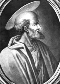 Papa Simpliciu a fost Papă al Romei din 3 Martie 468 până la 10 Martie 483. Papa Simpliciu s-a născut la Tivoli, Italia, fiul unui cetățean numit Castinus. Tot ce se cunoaște despre acest papă provine din Liber Pontificalis. Simpliciu a apărat destul de slab biserica în fața ereziei monofizite care câștiga destul de mare teren în est, lucru care a dus mai apoi la pierderea supremației sale asupra bisericilor răsăritene. În timpul ponticatului său, la 28 august 476, Romulus Augustulus, ultimul împărat roman apusean, este îndepărtat de la tron de către Odoacru, căpetenia herulilor (neam germanic din uniunea de triburi a goților), care se proclamă apoi rege al Italiei. Odată ce Imperiul Roman de Apus se dezintegrează în mai multe principate, Biserica va rămâne singura moștenitoare a prestigiului imperial roman, lucru discutabil, având în vedere că insignele imperiale au fost trimise de la Roma la Constantinopol, după înlăturarea lui Romulus Augustus. Se crede că Papa Simpliciu a dispus construirea unei biserici, numită după o fecioră martiră, Sfânta Bibiana. Papa Simpliciu este celebrat ca sfânt pe 10 Martie, data morții sale - foto: cersipamantromanesc.wordpress.com