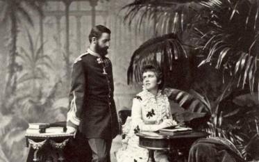 Regele Carol şi Regina Elisabeta - foto: adevarul.ro