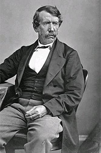 David Livingstone (n. 19 martie 1813 - d. 1 mai 1873) a fost un medic scoțian, misionar protestant și explorator al Africii Centrale și de Est, a devenit celebru datorită eforturilor deosebite din timpul vieții și a luptei sale împotriva sclaviei - foto: ro.wikipedia.org