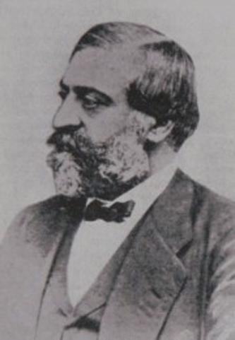 Emanoil (Manolache) Costache Epureanu (n. 22 august 1820, Bârlad - d. 7 septembrie 1880, Wiesbaden, Germania) a fost primul-ministru al României, din partea partidului Conservator, în două rânduri: în 1870 (1 mai - 26 decembrie) și în 1876 (6 mai - 5 august) - foto preluat de pe ro.wikipedia.org