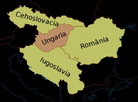 Mica Înţelegere (cunoscută şi sub numele Mica Antantă), a fost o organizaţie politică defensivă, o alianţă între Cehoslovacia, Regatul Iugoslaviei şi Regatul României - foto: cersipamantromanesc.wordpress.com