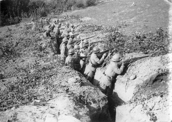 Bătălia de la Mărăști (11/24 iulie - 19 iulie/1 august 1917) - foto preluat de pe istorie-pe-scurt.ro