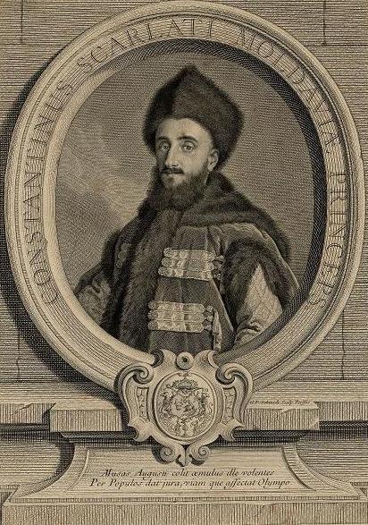 Constantin Mavrocordat (n. 27 februarie 1711, Constantinopol – d. 23 noiembrie 1769, Iași) a fost domn al țărilor române. În Țara Românească a domnit de șase ori: septembrie 1730 - octombrie 1730; 24 octombrie 1731 - 16 aprilie 1733; 27 noiembrie 1735 - septembrie 1741; iulie 1744 - aprilie 1748; c. 20 februarie 1756 - 7 septembrie 1758 și 11 iunie 1761 - martie 1763 și în Moldova de patru ori: 16 aprilie 1733 - 26 noiembrie 1735; septembrie 1741 - 29 iunie 1743; aprilie 1748 - 31 august 1749 și 29 iunie 1769 - 23 noiembrie 1769 - foto preluat de pe en.wikipedia.org