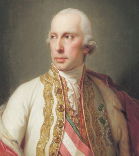 Francisc al II-lea (SIR) Francisc I al Austriei (în germană Franz Joseph Karl von Habsburg-Lothringen) din dinastia de Habsburg-Lothringen, (n. 12 februarie 1768, Florența - d. 2 martie 1835, Viena) a fost primul împărat al Imperiului Austriac (1804-1835) și, înainte de aceasta, ultimul împărat romano-german al Sfântului Imperiu Roman de Națiune Germană (1792-1806), sub numele de Francisc al II-lea (Franz II). Alături de demnitatea de împărat, a fost totodată rege al Boemiei, rege al Ungariei, mare principe al Transilvaniei etc. A fost fiul împăratului Leopold al II-lea (1747-1792) și al soției acestuia, Maria Luiza de Spania - foto: ro.wikipedia.org