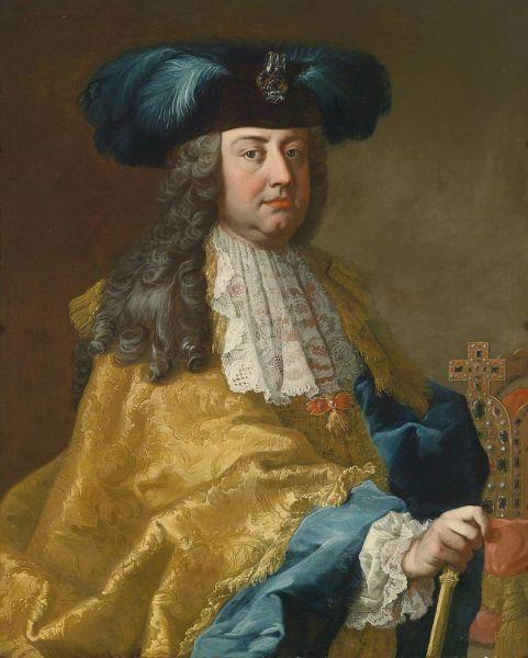 Francisc I Ștefan de Lorena (în germană Franz I. Stephan von Lothringen), (n. 8 decembrie 1708, Nancy - d. 18 august 1765, Innsbruck), a fost duce al Lorenei (1729-1737), mare duce al Toscanei (1737-1765) și împărat al Sfântului Imperiu Roman din 1745 până în 1765. Din 1740 până în 1765 a fost coregent, alături de Maria Terezia, al Țărilor Ereditare Austriece. A fost fiul lui Leopold cel Bun, duce al Lorenei, și nepotul lui Carol al V-lea de Lorena. Prin căsătoria sa cu Maria Terezia a fost întemeiată linia de Habsburg-Lorena a Casei de Habsburg. - in imagine, Francisc I de Martin van Meytens - foto: ro.wikipedia.org