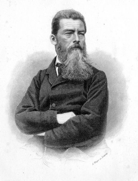 Ludwig Andreas Feuerbach (n. 28 iulie 1804, d. 13 septembrie 1872) a fost un filosof german, al patrulea fiu al juristului Paul Johann Anselm Ritter Feuerbach - foto: ro.wikipedia.org